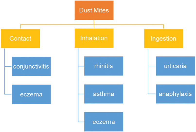 An Indian perspective on dust mites Gaur S N - Indian J